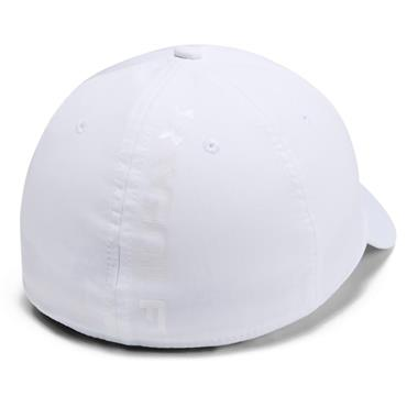 Under Armour Gents Golf Headline 3.0 Cap White