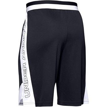 Under Armour Junior - Boys Stunt 2.0 Shorts Black 002