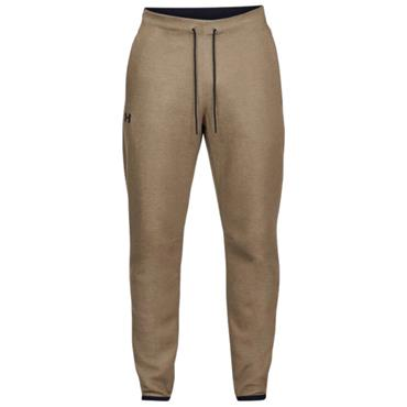 Under Armour Gents Unstoppable Light Jogger Pants Brown