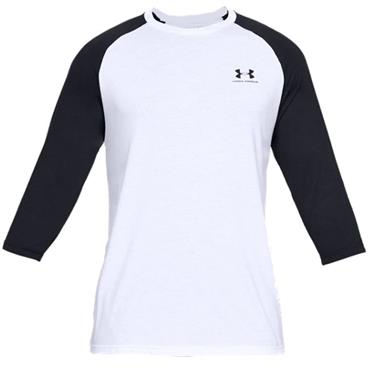 Under Armour Gents Sportstyle T-Shirt White