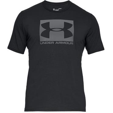 Under Armour Boxed Sportstyle top Black
