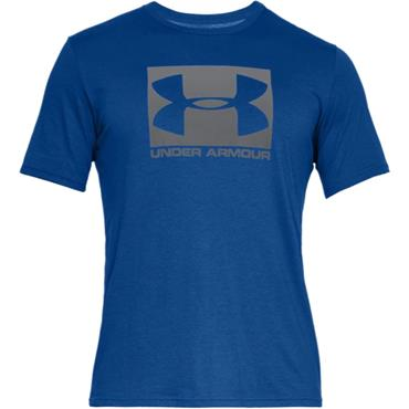 Under Armour Boxed Sportstyle top Blue