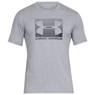 Under Armour Gents Boxed Sportstyle Top Grey 035