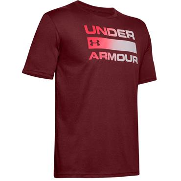 Under Armour Gents Team Issue T-Shirt Red 615