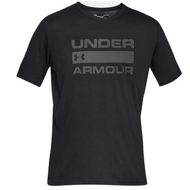 Under Armour Gents Team Issue T-Shirt Black 001
