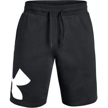 Under Armour Rival Fleece Shorts Black