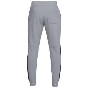 Under Armour Gents Microthread Fleece Jogger Pants Steel