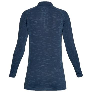 Under Armour Ladies Tour Tips 1/4 Zip Top Navy