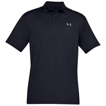 Under Armour Gents Performance 2.0 Polo Shirt Black