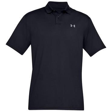 61e8d684c24 Under Armour Gents Performance 2.0 Polo Shirt Black ...