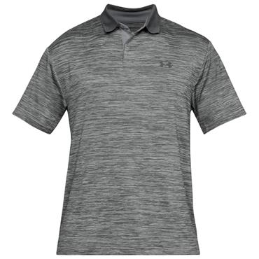 Under Armour Gents Performance 2.0 Polo Shirt Grey