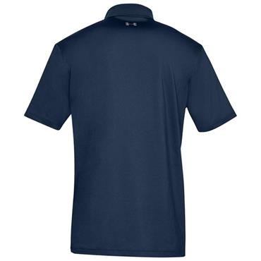 Under Armour Gents Performance 2.0 Polo Shirt Navy