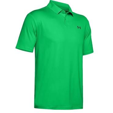 Under Armour Gents Performance 2.0 Polo Green
