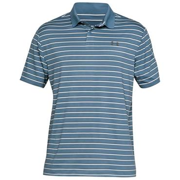 Under Armour Gents Performance Polo Shirt 2.0 Novelty Blue