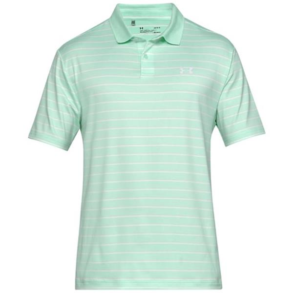 f5358e8c Under Armour Gents Performance Polo Shirt 2.0 Novelty Green ...