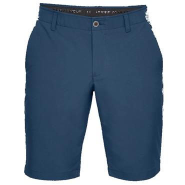 Under Armour Gents Performance Taper Shorts Blue