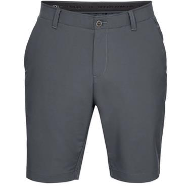 Under Armour Gents Performance Taper Shorts Grey