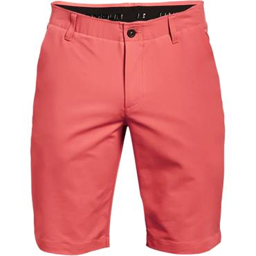 Under Armour Gents Performance Taper Shorts Red 690