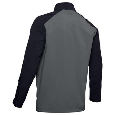Under Armour Gents Golf Rain Jacket Black