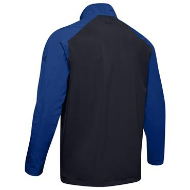 Under Armour Gents Golf Rain Jacket Royal