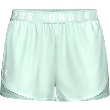 Under Armour Ladies Play Up Shorts 3.0 Blue