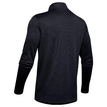 Under Armour Gents SweaterFleece 1/2 Zip Black