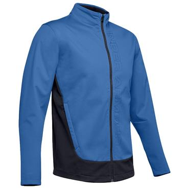 Under Armour Gents Storm Full Zip Jacket Blue