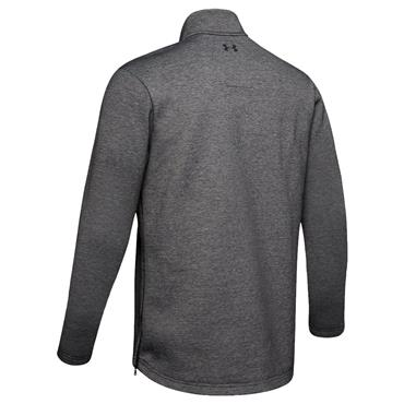 Under Armour Gents New Space Reactor 1/2 Zip Top Black