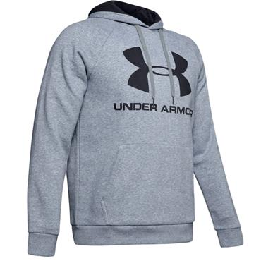 Under Armour Gents Sportstyle Rival Fleece Grey 035