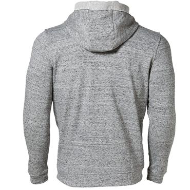 Under Armour Gents Sportstyle Terry Full Zip White