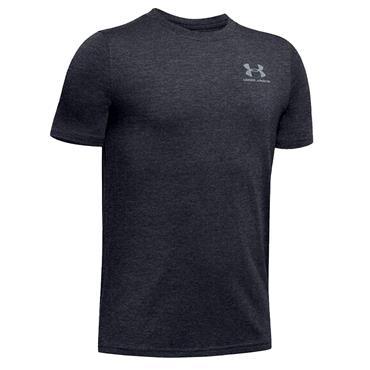 Under Armour Junior - Boys Cotton Polo Shirt Black 002