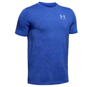 Under Armour Junior - Boys Cotton Polo Shirt Blue 401