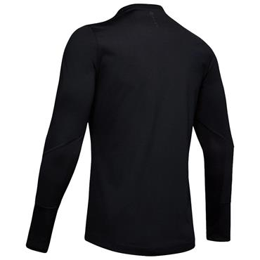 Under Armour Gents ColdGear®  Rush Mock Neck Black