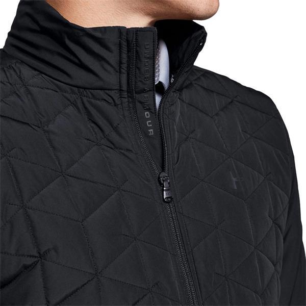 under armour gents coldgear reactor golf hybrid jacket. Black Bedroom Furniture Sets. Home Design Ideas