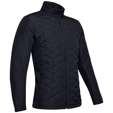 Under Armour Gents ColdGear® Reactor Golf Hybrid Jacket Black