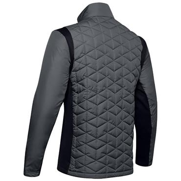 Under Armour Gents ColdGear® Reactor Golf Hybrid Jacket Grey