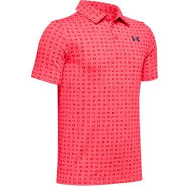 Under Armour Junior - Boys Playoff Polo Shirt Beta
