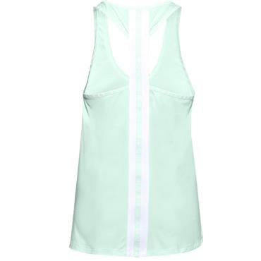 Under Armour Ladies Knockout Tank Top Blue 403