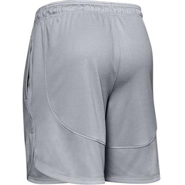 Under Armour Gents Knit Perf Traning Shorts Grey 011