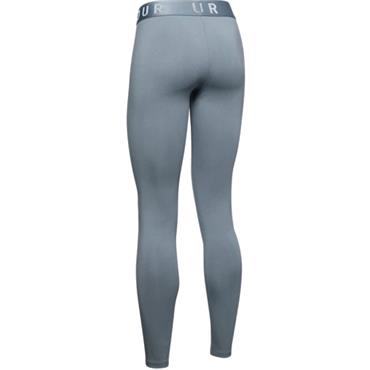 Under Armour Ladies Graphic Leggings Turquoise 396