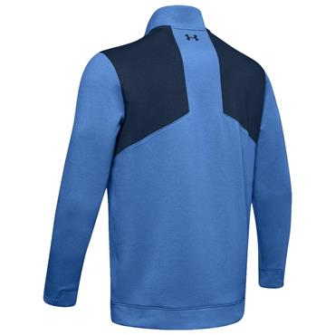 Under Armour Gents Storm 1/4 Zip Top Blue