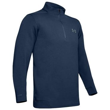 Under Armour Gents Storm 1/4 Zip Top Navy