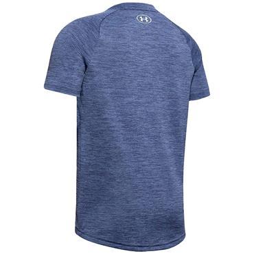 Under Armour Junior - Boys Tech 2.0 T-Shirt  Blue 497