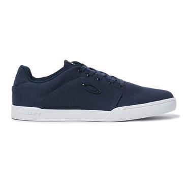 Oakley Gents Canvas Flyer Sneakers Dark Blue