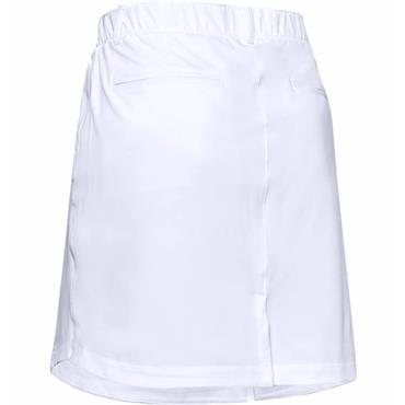 Under Armour Ladies Links Woven Skort White
