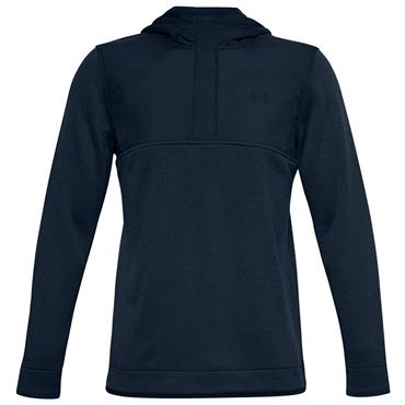 Under Armour Gents SweaterfFleece Hoodie Academy