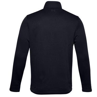 Under Armour Gents Storm SweaterFleece ½ Zip Top Black 001