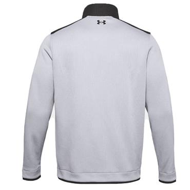 Under Armour Gents Storm SweaterFleece ½ Zip Top Grey 010