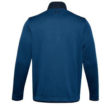 Under Armour Gents Storm SweaterFleece ½ Zip Top Navy 408
