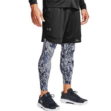 Under Armour Gents Training Stretch Shorts Black 001
